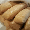 Soft and Delicious 100% Whole Wheat Breadsticks (Better than Little Caesar's!)