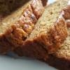 Best Tasting 100% Whole Wheat Honey-Banana Bread - So Delicious!